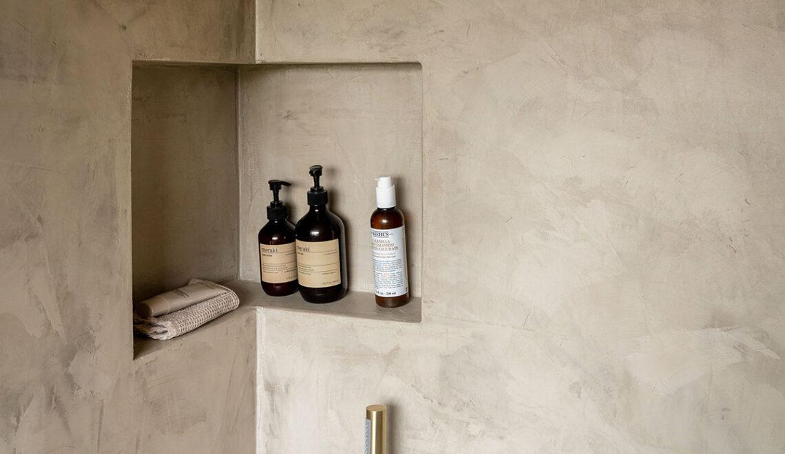 De nieuwe badkamer: het eindresultaat met alle informatie