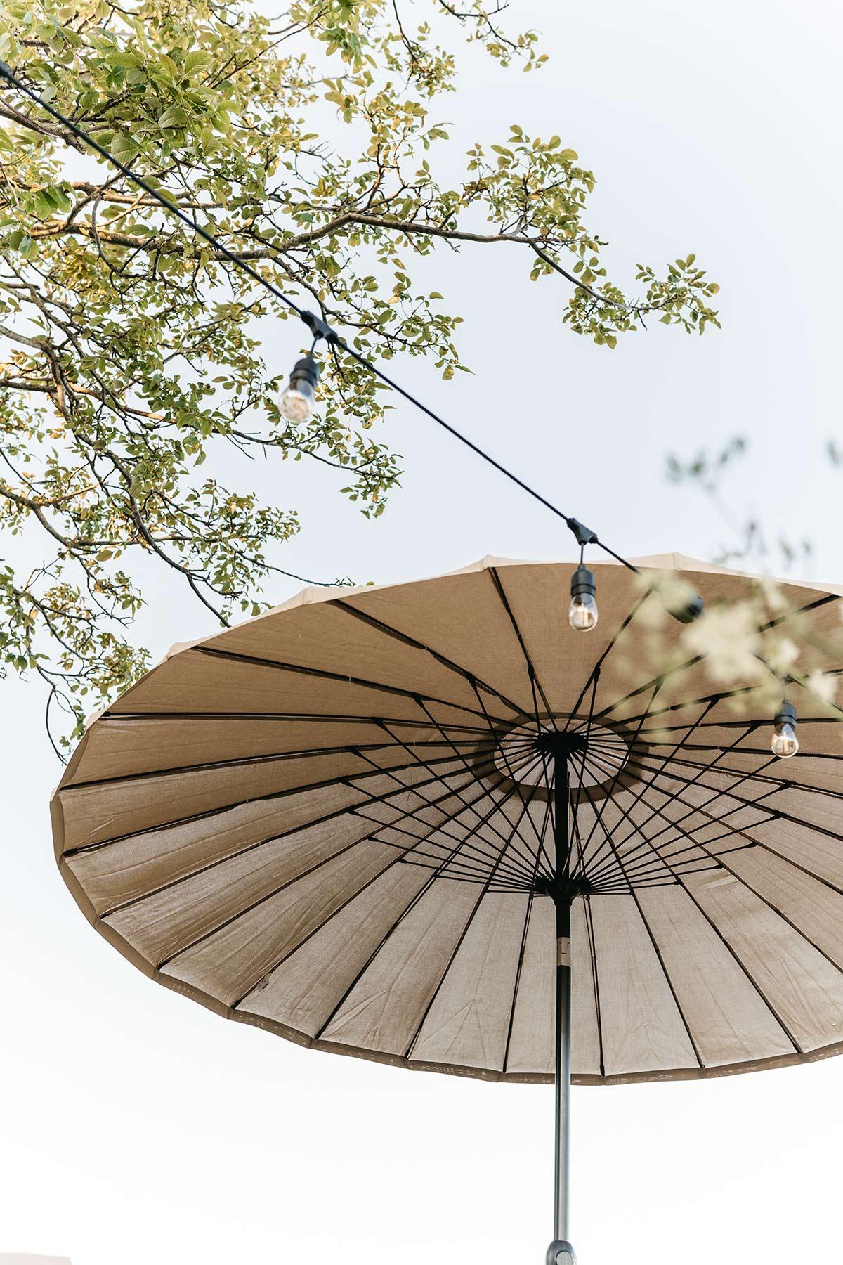 Parasol karwei - Tanja van Hoogdalem