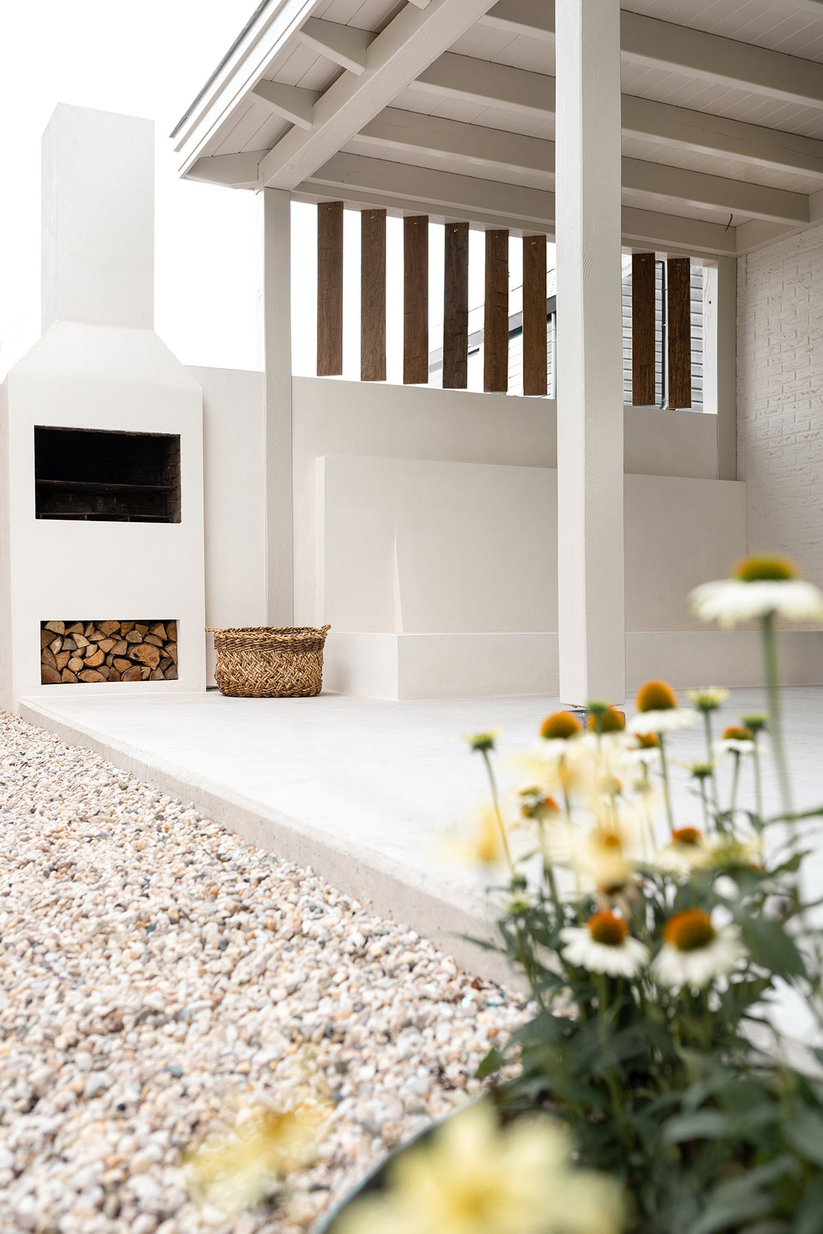 Loungebank DIY veranda - Tanja van Hoogdalem