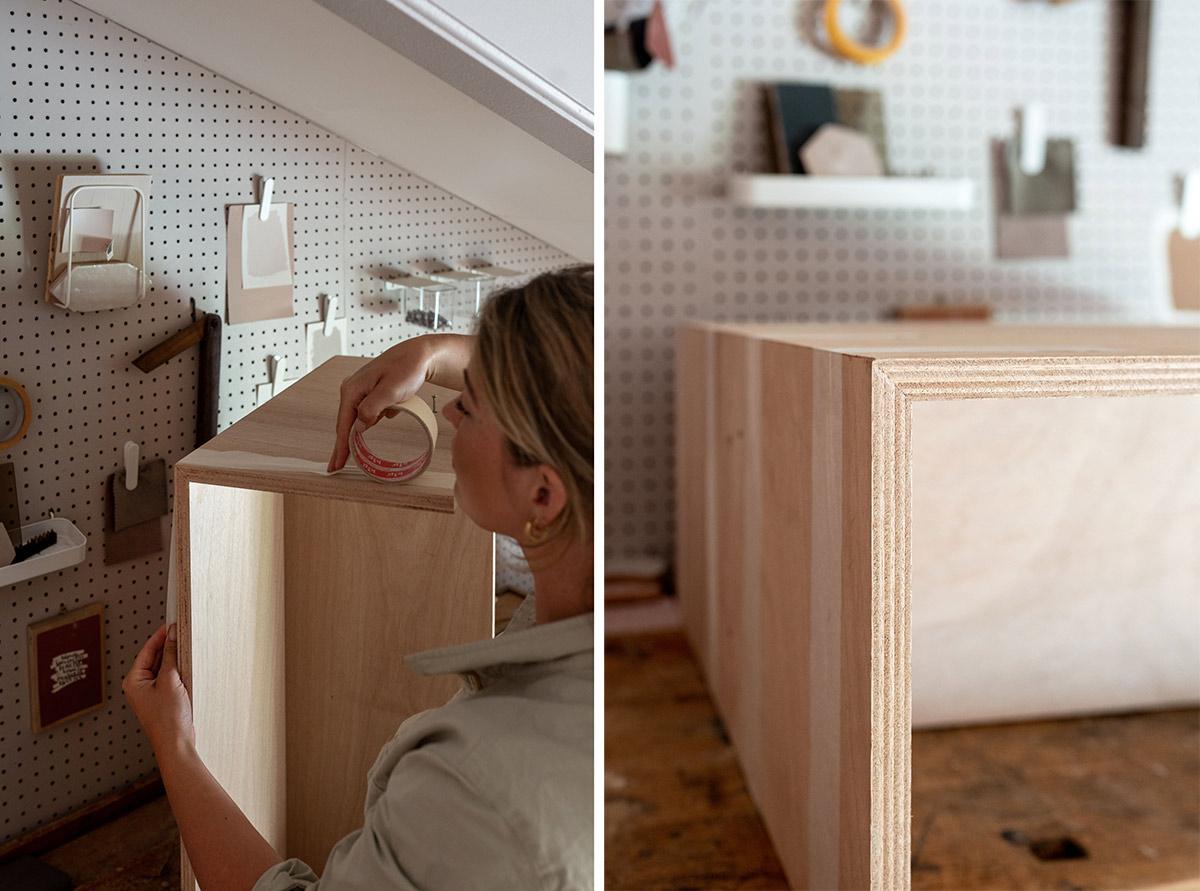 DIY salontafel - Tanja van Hoogdalem